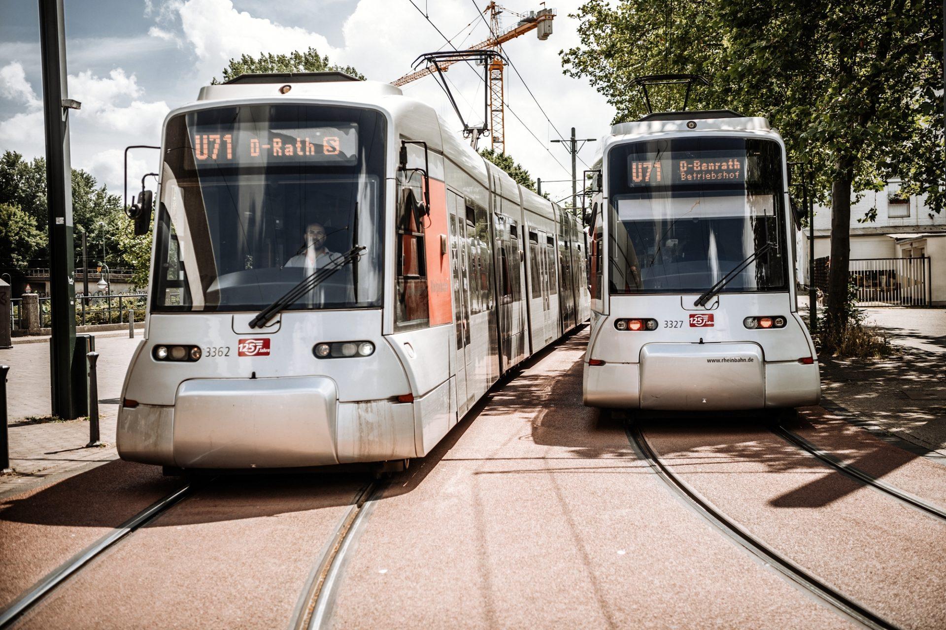Wie Fahrten mit der Rheinbahn kostenlos möglich sein könnten, zeigen Beispiele aus anderen Städten, die wir hier betrachten. Foto: Andreas Endermann
