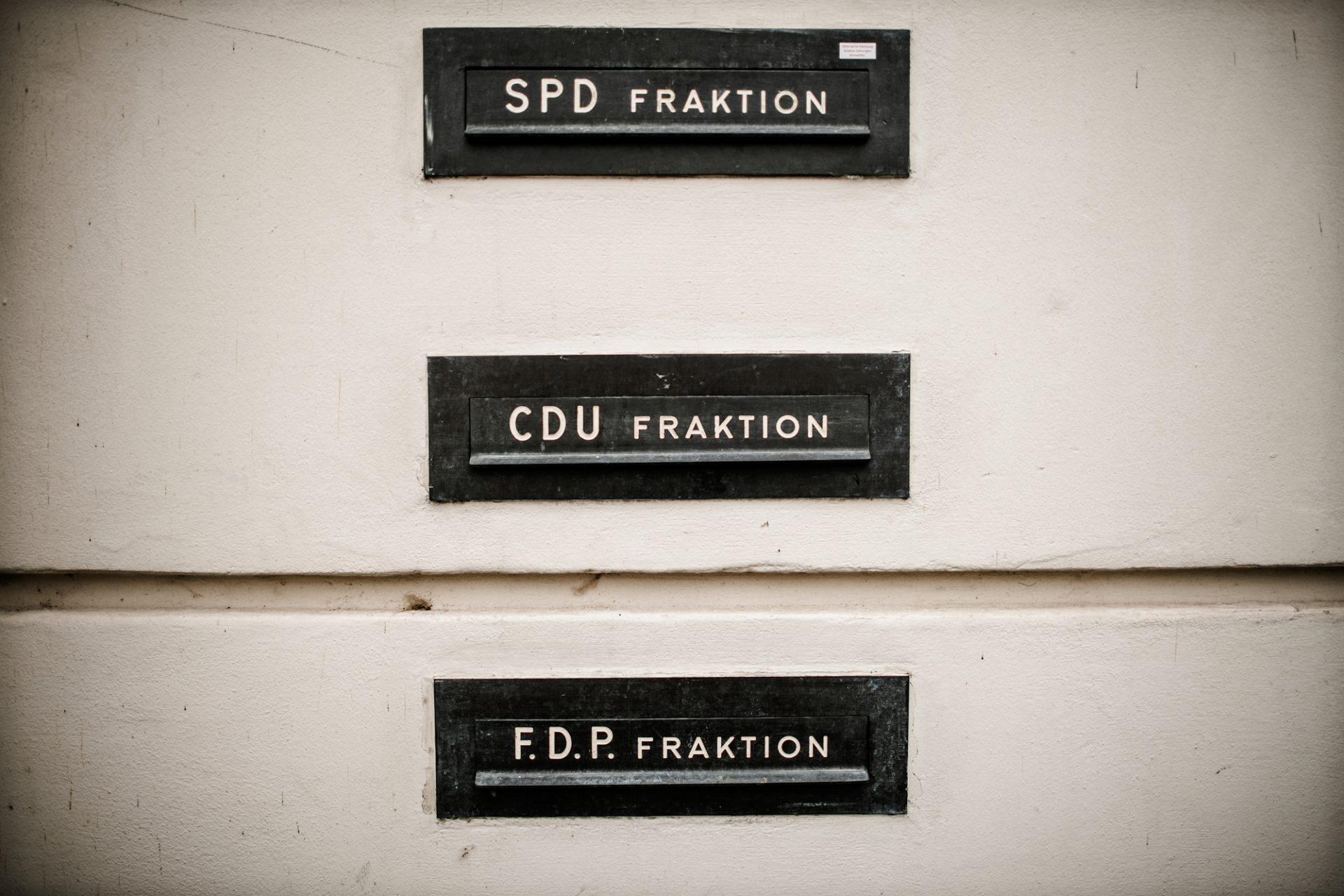 Briefkasten SPD Ratsfraktion