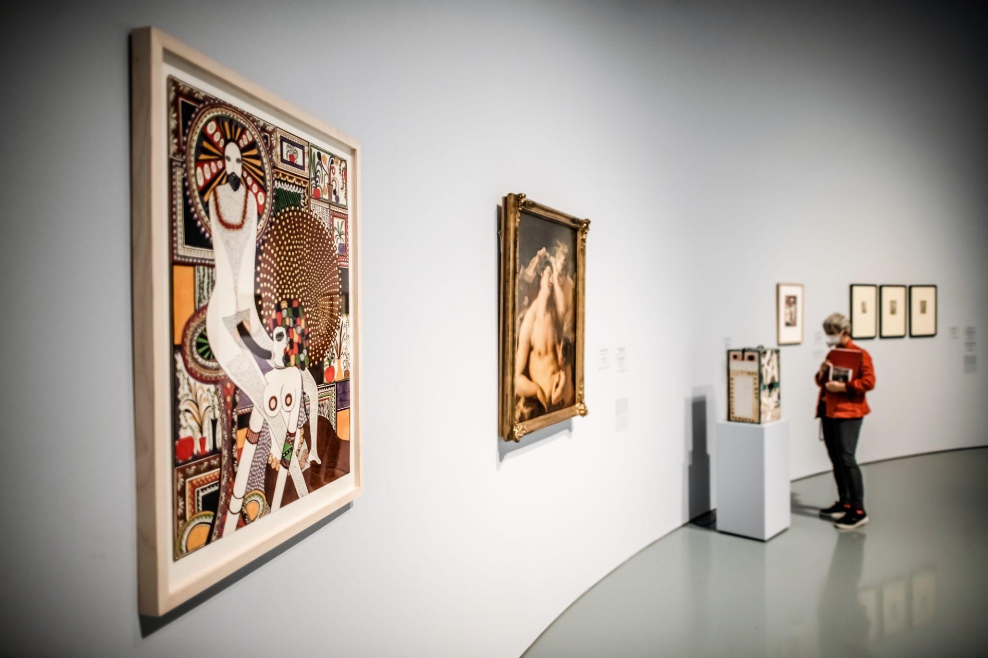 Ausstellung Barock Modern