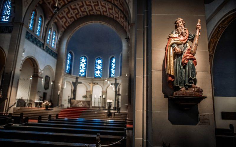 katholische Kirche St. Antonius Oberkassel