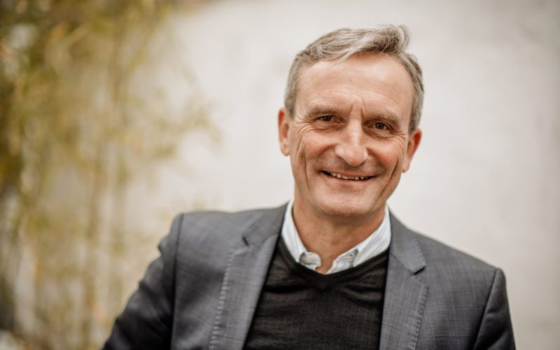 Der frühere Oberbürgermeister Thomas Geisel (SPD). Foto: Andreas Endermann